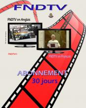 FNDTV Abonnement 30 jours