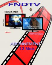 FNDTV Abonnement 1 An