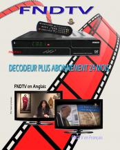 FNDTV Abonnement et Décodeur 02