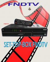 FNDTV SET TOP BOX